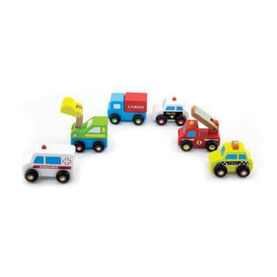 Windsor™ Mini Vehicles Set