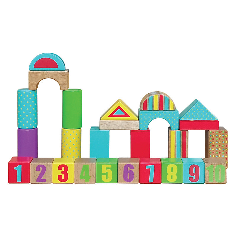 Windsor™ 30-Piece Shape Sorter Block Set