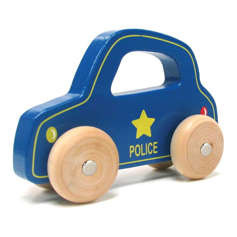 Windsor™ Handy Vehicles Police Car Push Toy