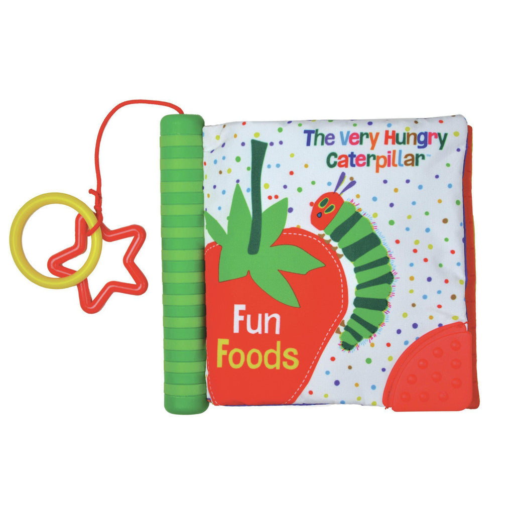 "The World of Eric Carle™ The Very Hungry Caterpillar™ ""Fun Foods"" Soft Book"