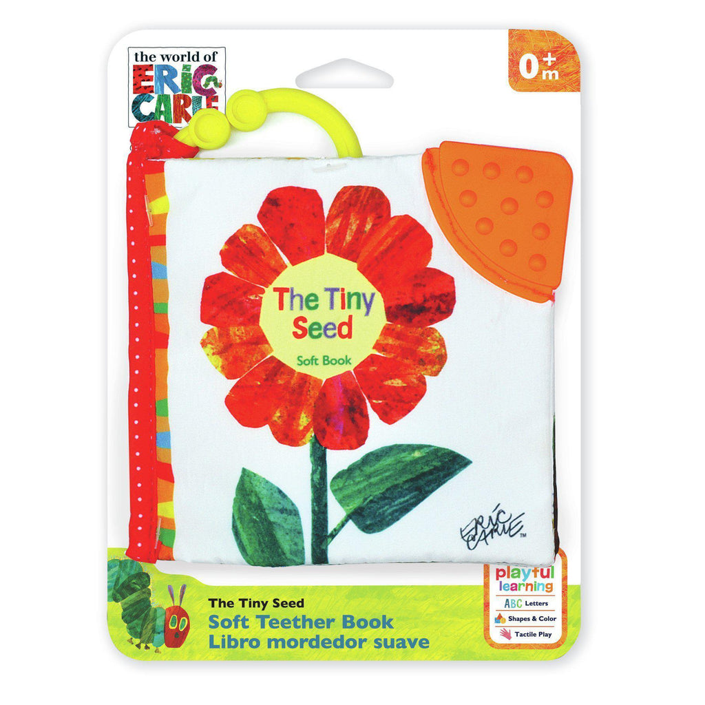"The World of Eric Carle™ The Very Hungry Caterpillar™ ""The Tiny Seed"" On-The-Go Soft Book"