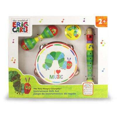 The World of Eric Carle™ The Very Hungry Caterpillar™ Instrument Gift Set