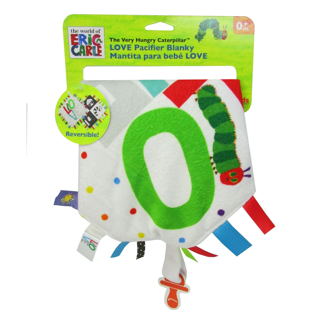 The World of Eric Carle™ The Very Hungry Caterpillar™ Paci Blanky