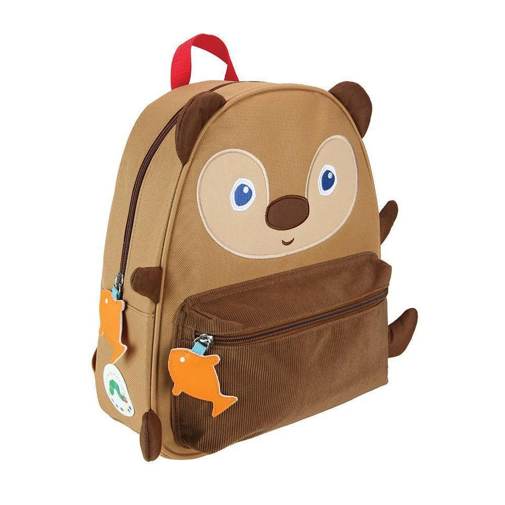 The World of Eric Carle™ Brown Bear™ Backpack from Kids Preferred 81787556621 55662