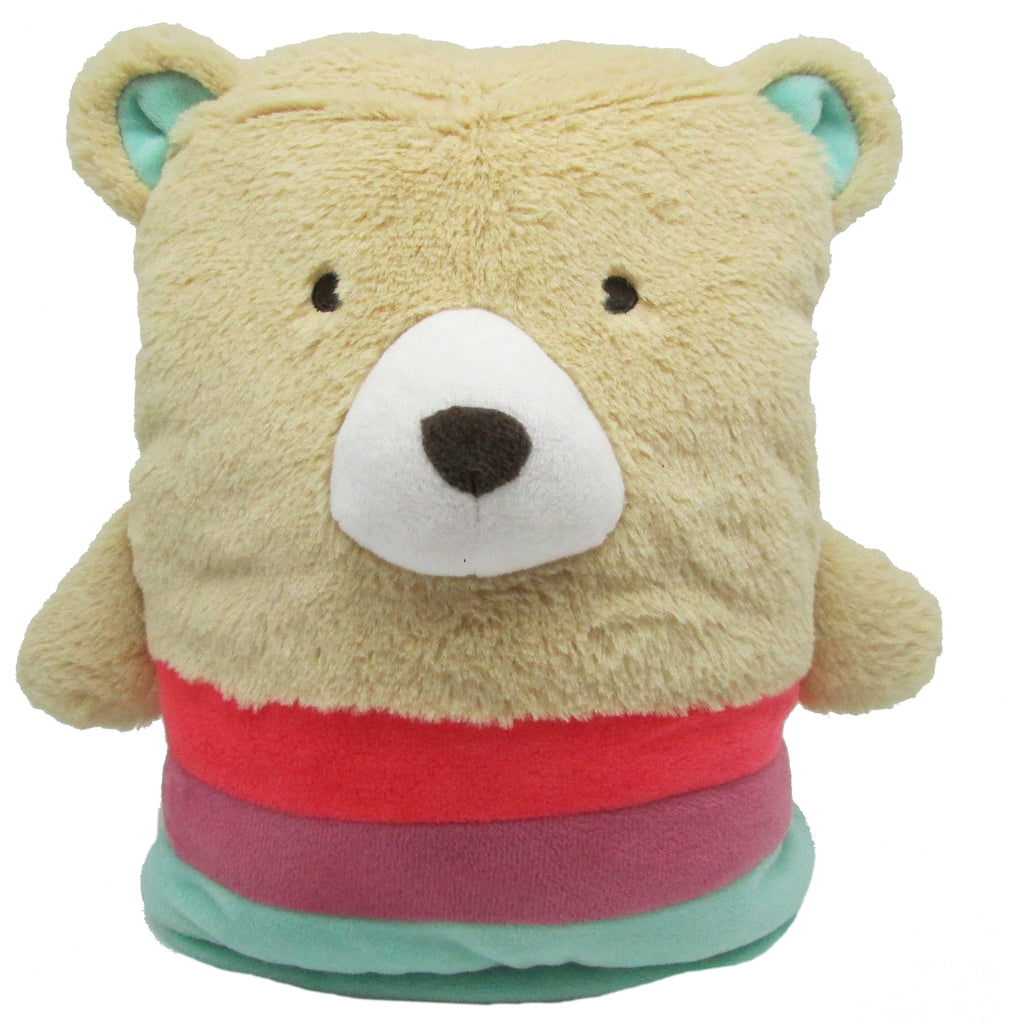 Rise &  Shine™ Sleepy-Stuffs™ Bear
