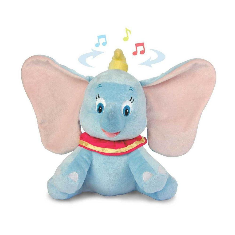 Disney Baby™ Dumbo Musical Waggy Stuffed Toy from Kids Preferred 81787793101 79310