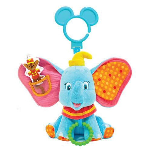 Disney Baby™ Dumbo On-The-Go Activity Toy