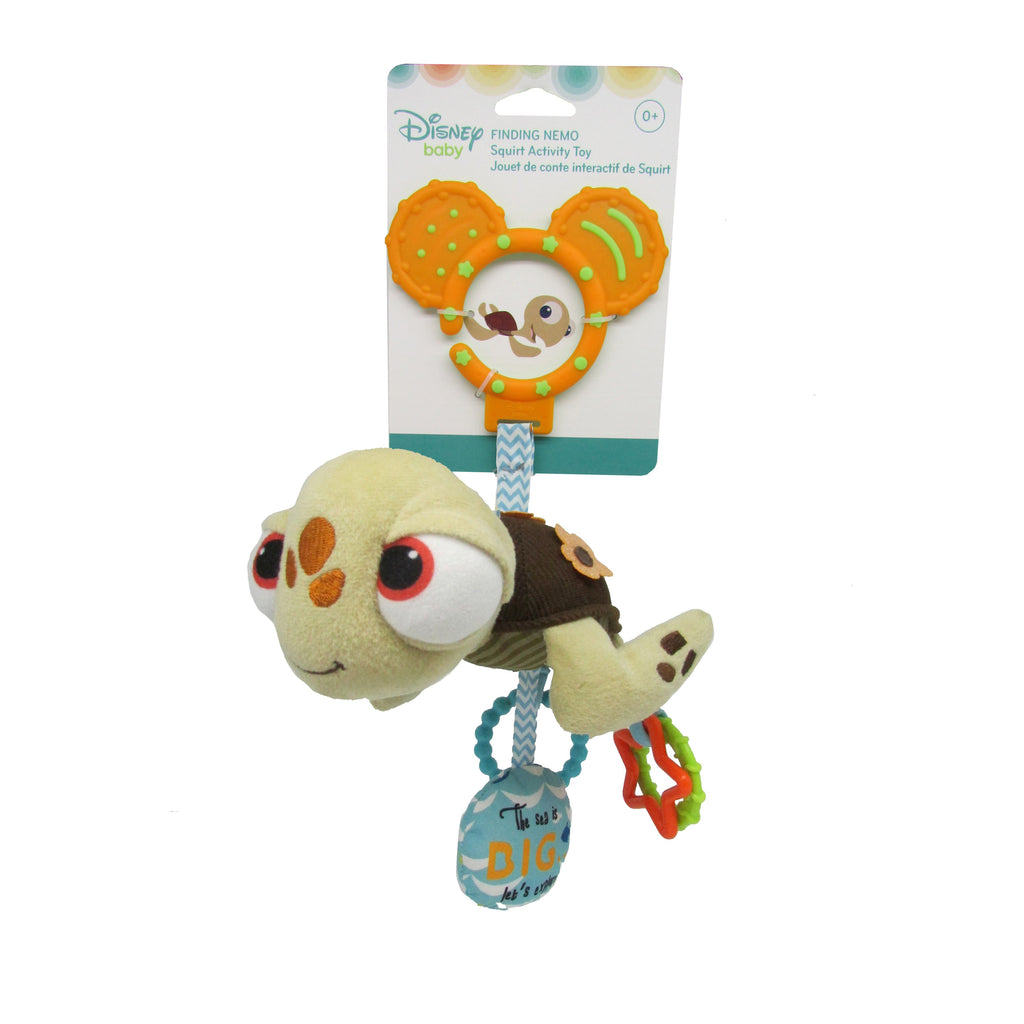Disney Baby™ Squirt On-The-Go Activity Toy