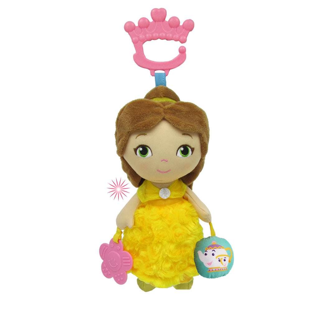 Disney Baby™  Princess Belle On-The-Go Activity Toy