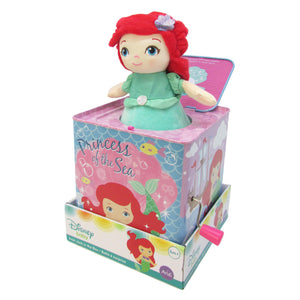 Disney Baby™ Princess Ariel Jack-In-The-Box