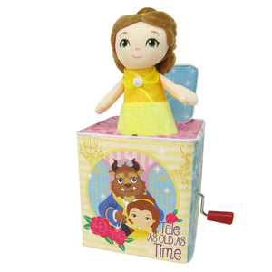 Disney Baby™ Princess Belle Jack-In-The-Box