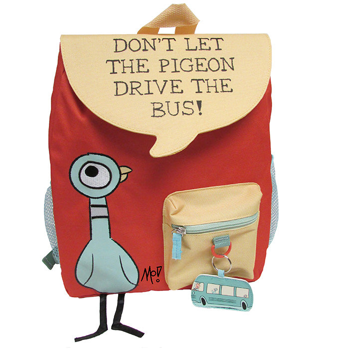 Mo Willems - Backpack - Pigeon