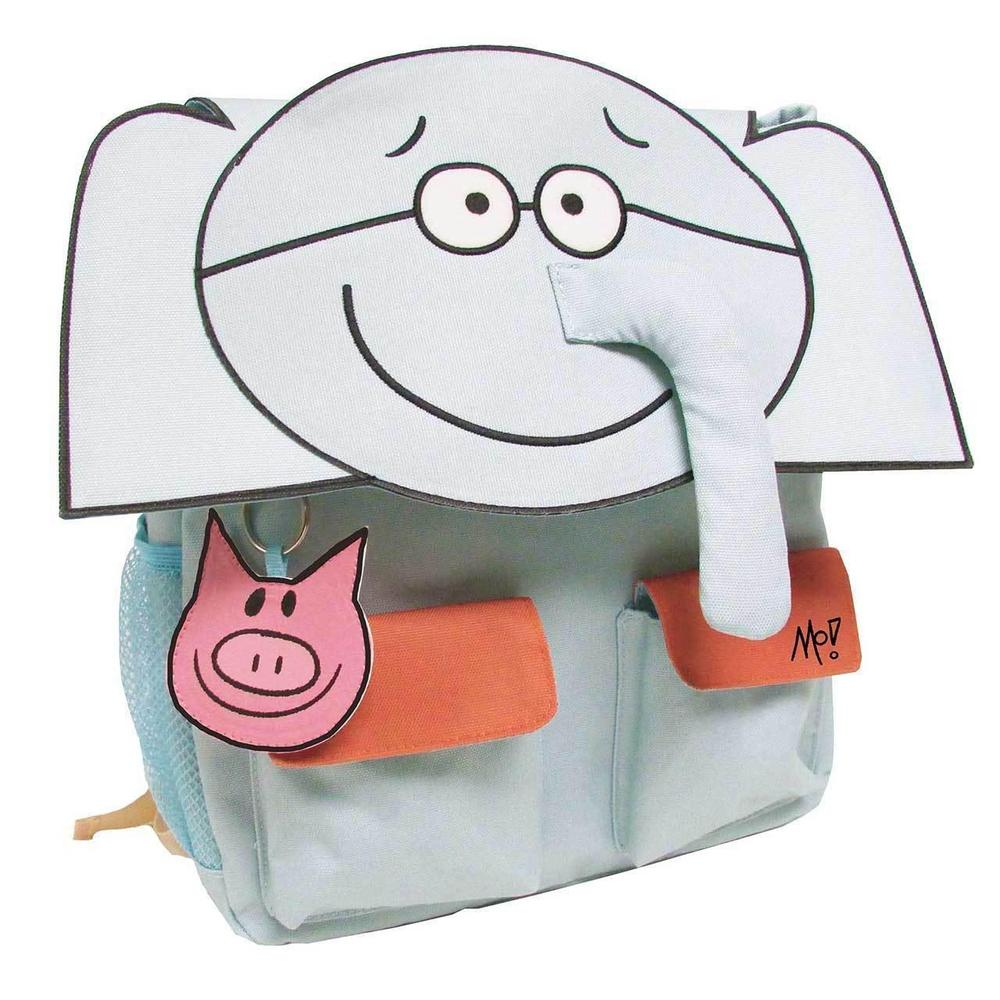 Mo Willems - Backpack - Elephant Gerald from Kids Preferred 081787835016 83501