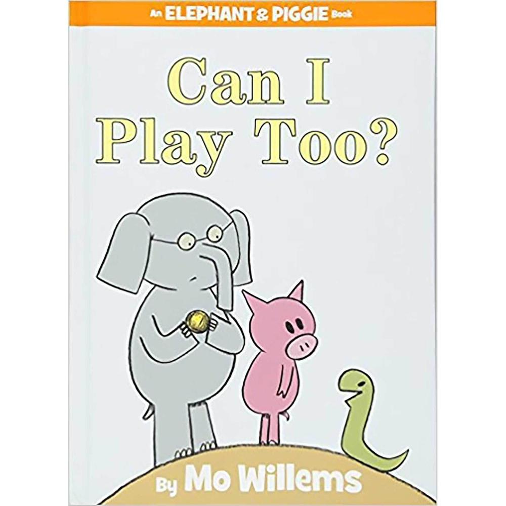 Mo Willems - Can I Play Too? Paperback Book from Kids Preferred 081787835054 83505