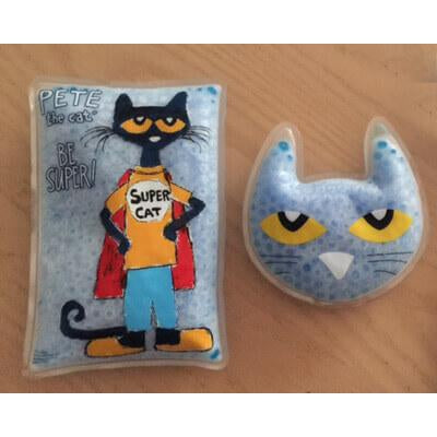 Pete The Cat® Gel Cold Packs (Set of 2)