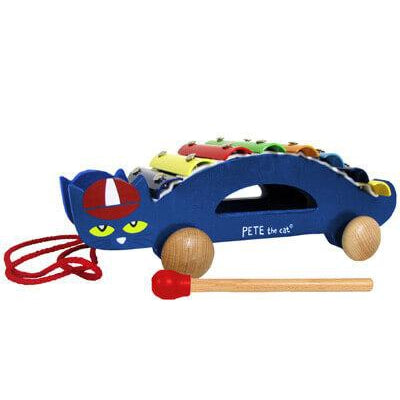 Pete The Cat® Pull Along Xylophone