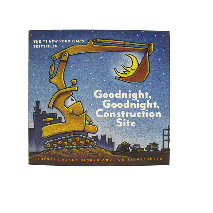 Goodnight, Goodnight Construction Site Hardcover Book