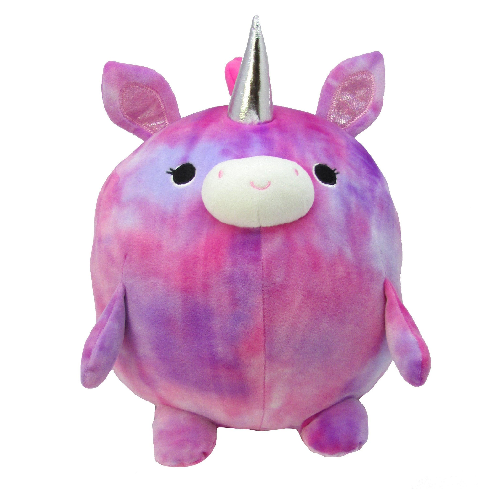 Cuddle Pals™  Round Huggables Luna the Unicorn™ Stuffed Animal