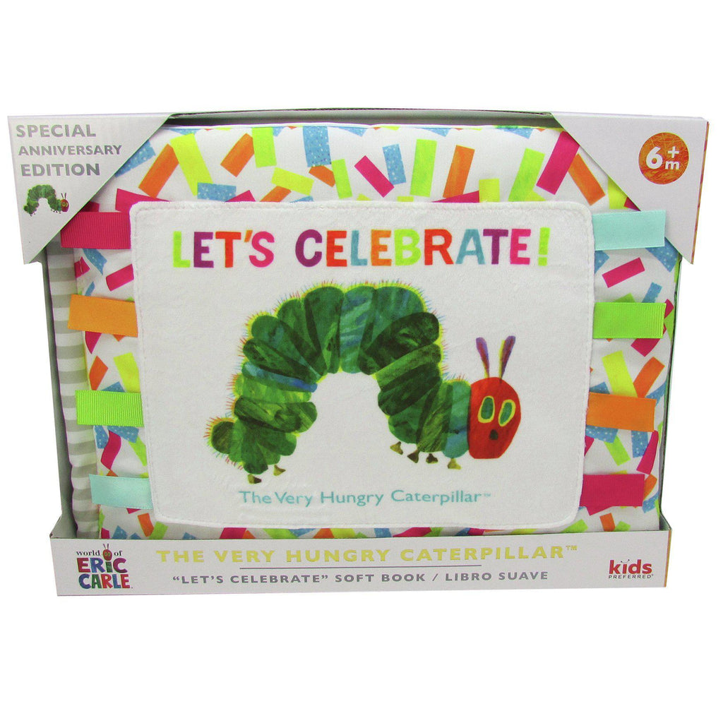 The Very Hungry Caterpillar™  50th Birthday Oversized Soft Book