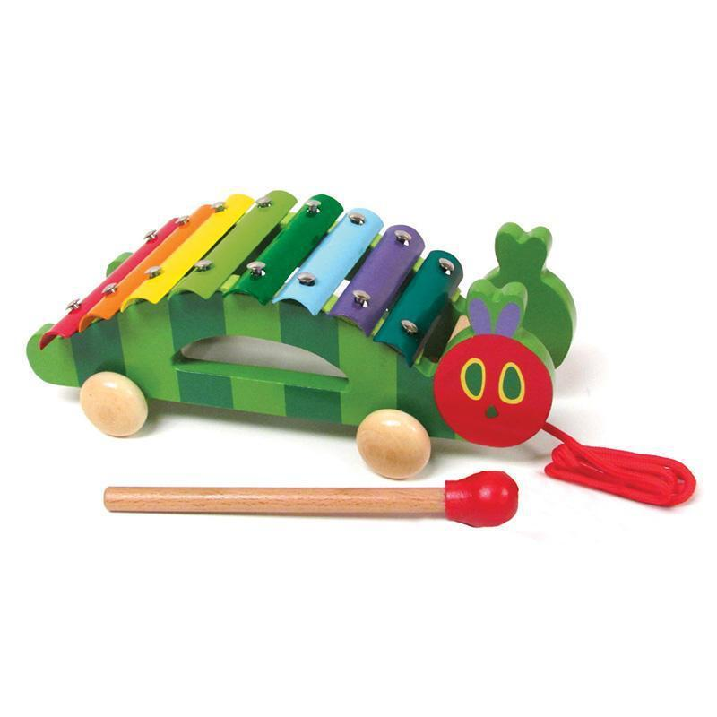 The World of Eric Carle™ Pull Along Xylophone from Kids Preferred 81787965904 96590