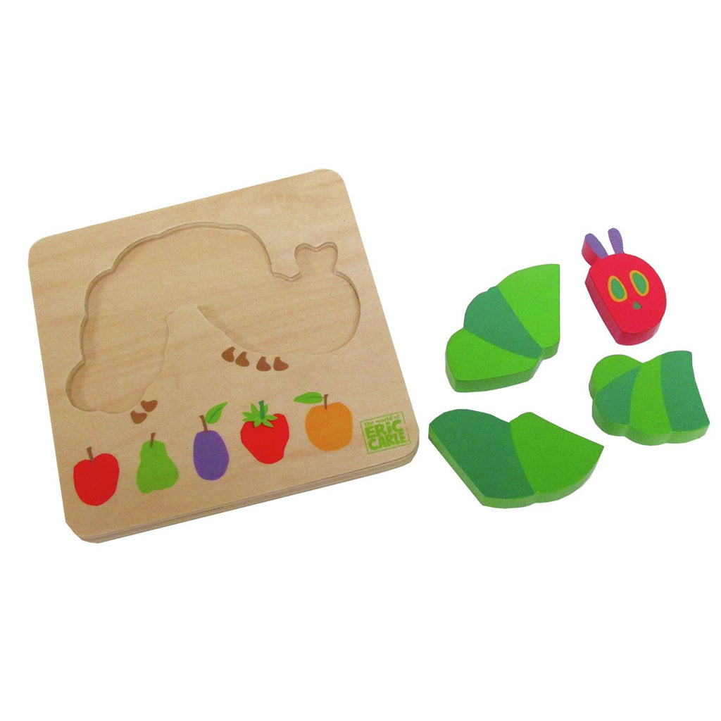 The World of Eric Carle™ The Very Hungry Caterpillar™ and Friends Puzzle