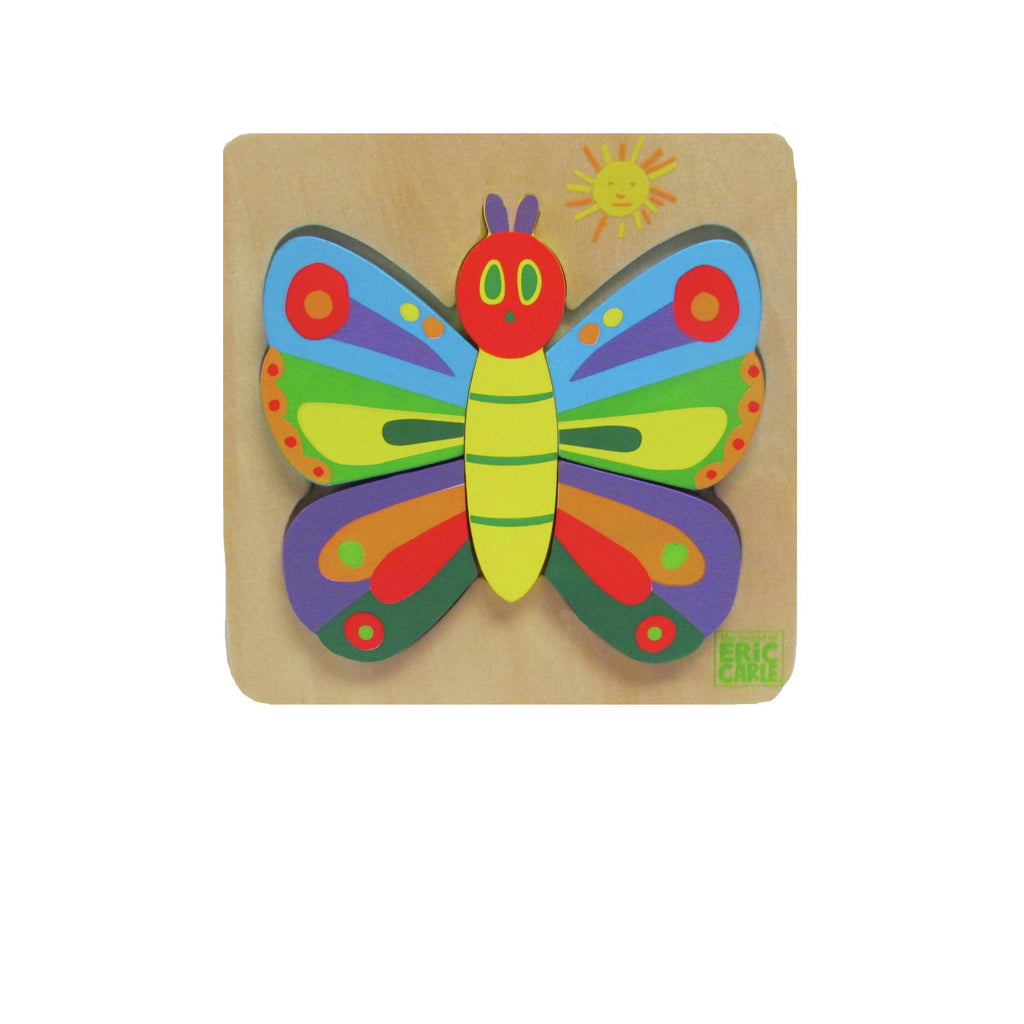 The World of Eric Carle™ The Very Hungry Caterpillar™ and Friends Butterfly Puzzle