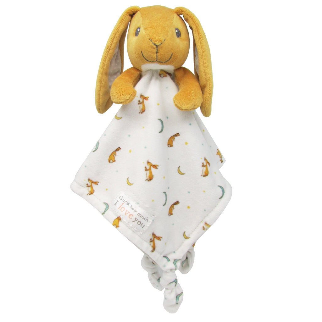 Guess How Much I Love You™Nutbrown Hare Snuggle Blanky
