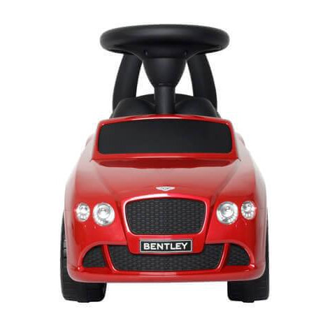 Licensed to Ride-On Red Bentley Continental GT Speed w/ Sound