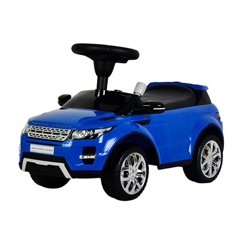 Licensed to Ride-On Blue Land Rover Range Rover Evoque with Sound