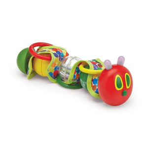 The World of Eric Carle™ The Very Hungry Caterpillar™ Lights & Music Rattle Toy from Kids Preferred 81787969056 96905