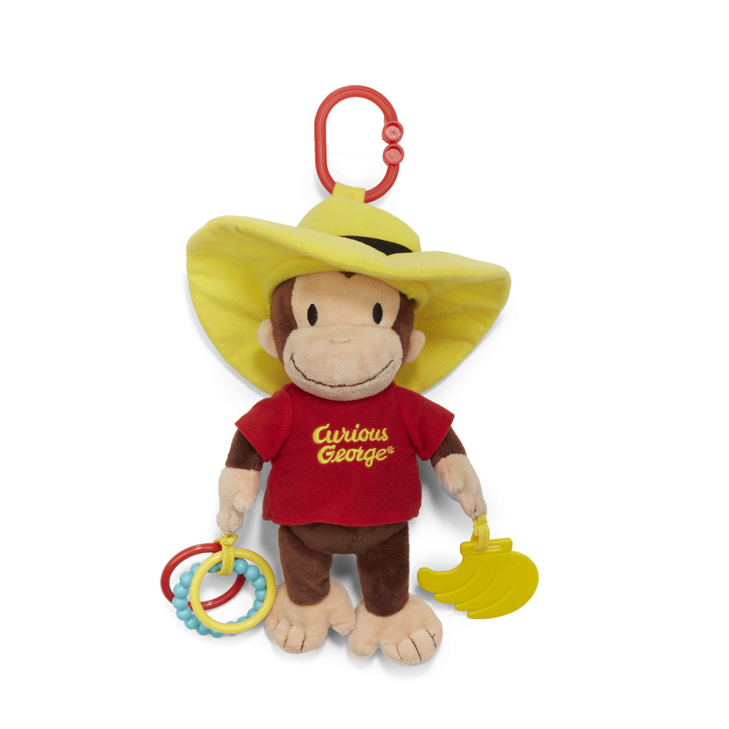 Curious George® Developmental Activity Toy