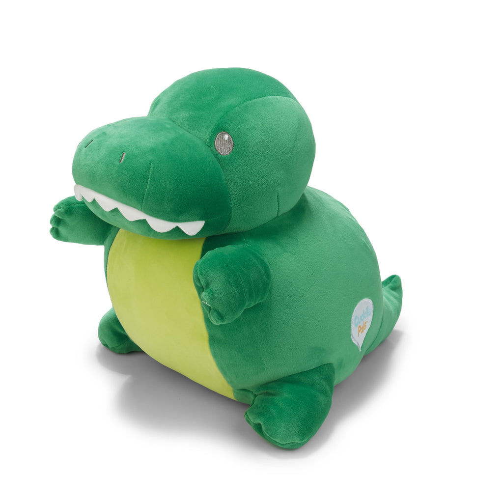 Cuddle Pals™ Rex Round T-Rex Dinosaur Stuffed Animal