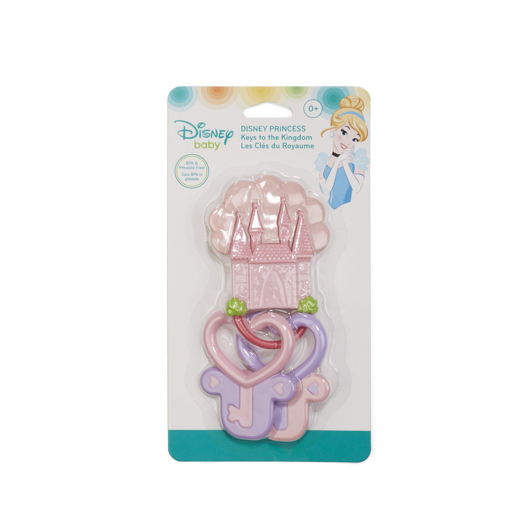 Disney Baby™  Princess Keys to the Kingdom Teether