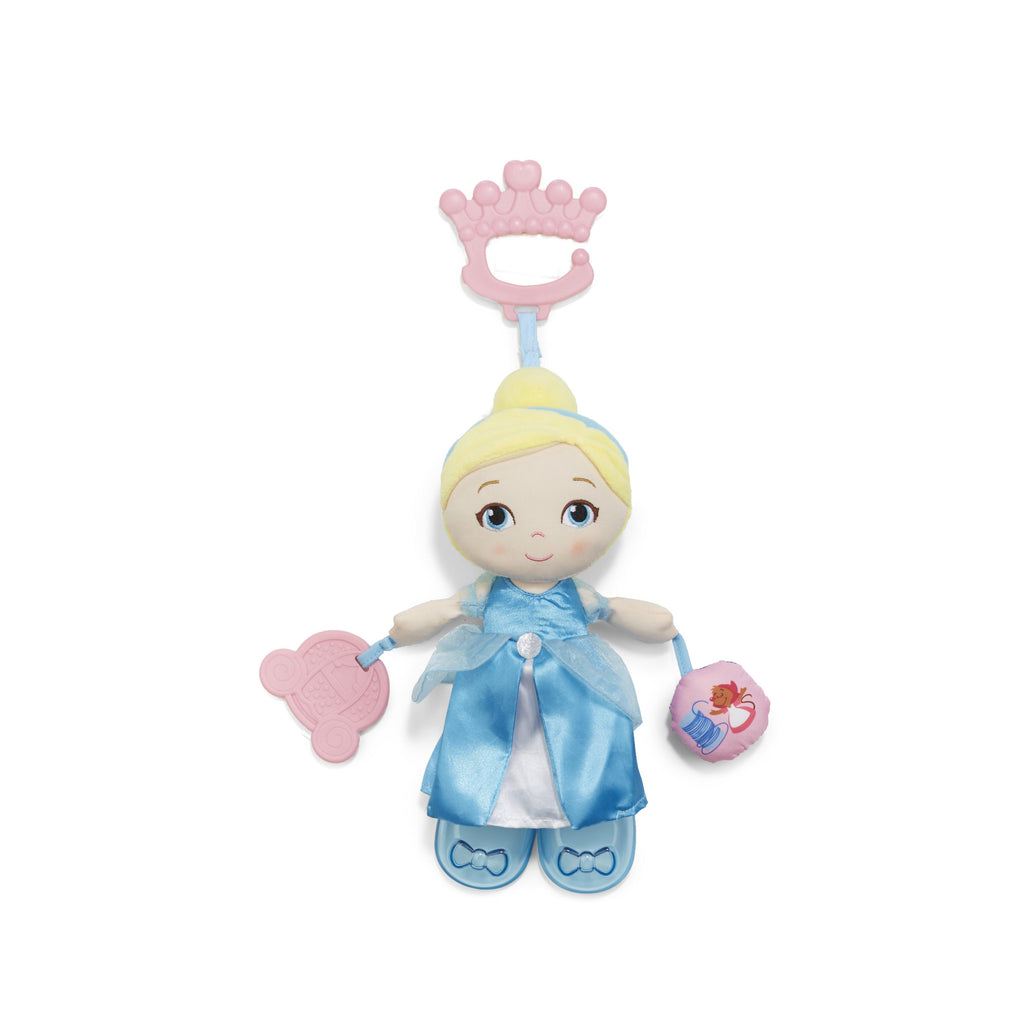 Disney Baby™  Princess Cinderella On-The-Go Activity Toy