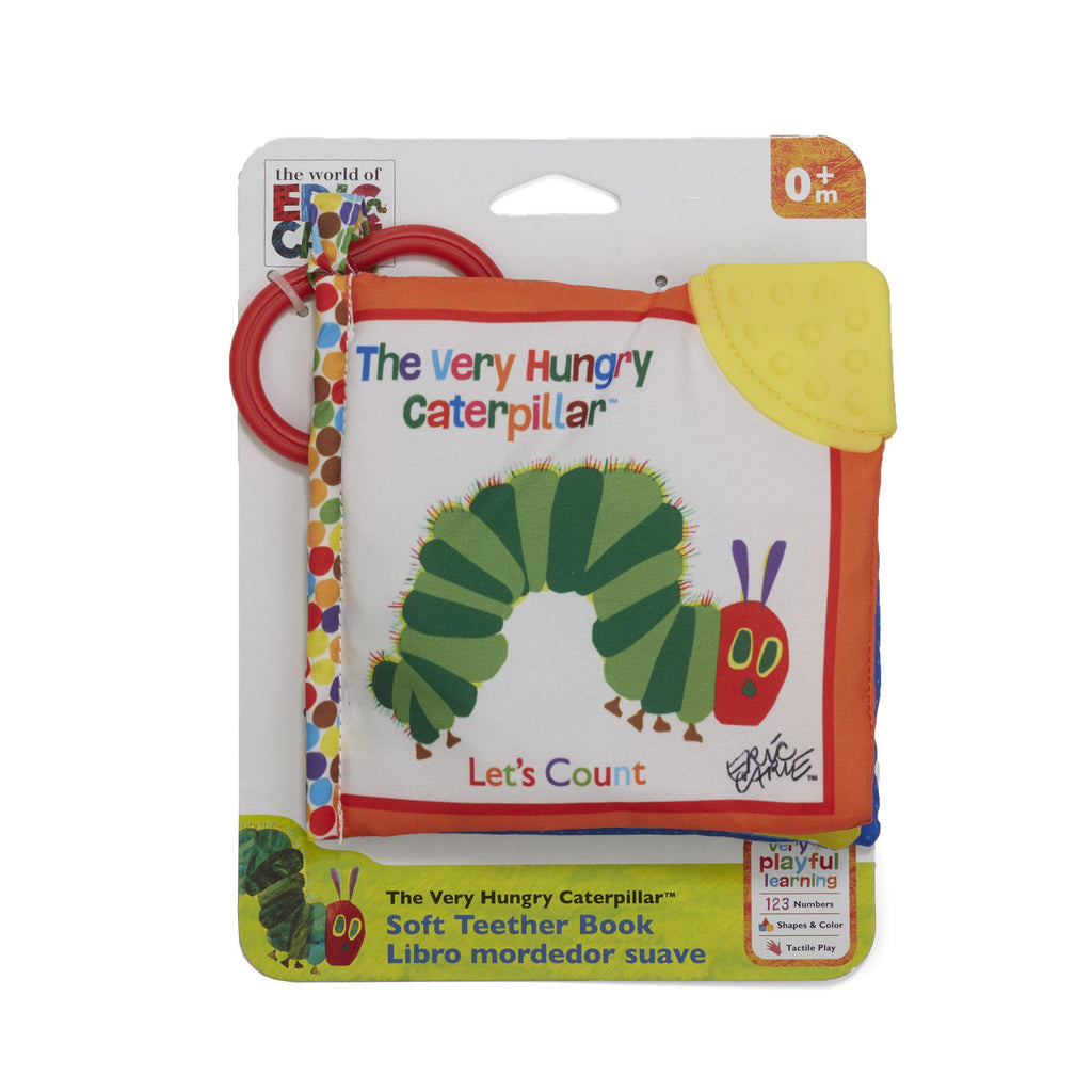 "The World of Eric Carle™ The Very Hungry Caterpillar™ ""Lets Count"" On-The-Go Soft Book"