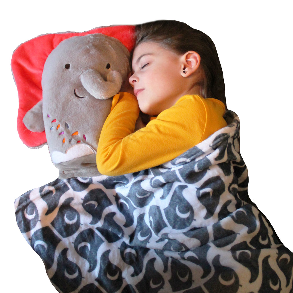 Rise & Shine™ Sleepy-Stuffs™ Elephant