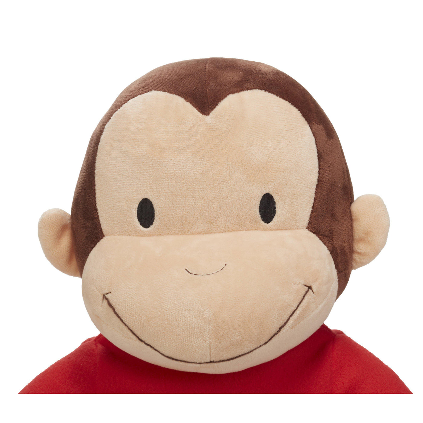 Curious George Jumbo Plush With Sound Kids Preferred