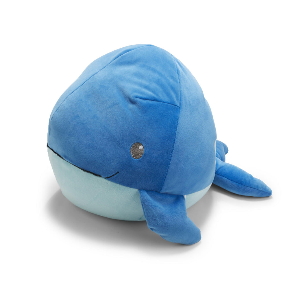 Cuddle Pals® Round Whale Stuffed Animal-90845-Kids Preferred