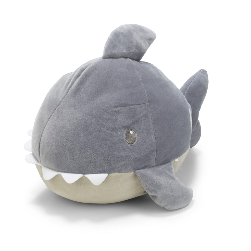 Cuddle Pals® Round Shark Stuffed Animal-90837-Kids Preferred