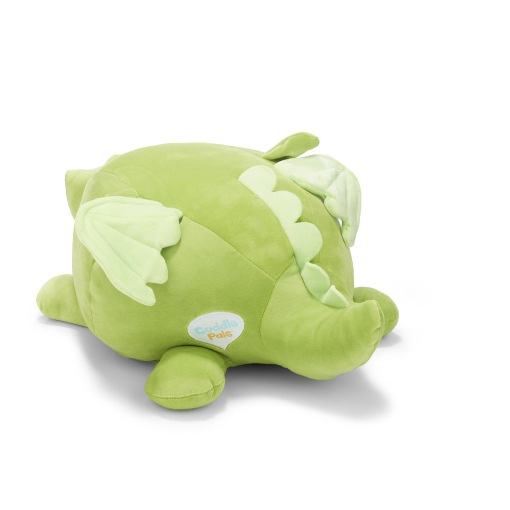 Cuddle Pals® Round Dragon Stuffed Animal-90841-Kids Preferred