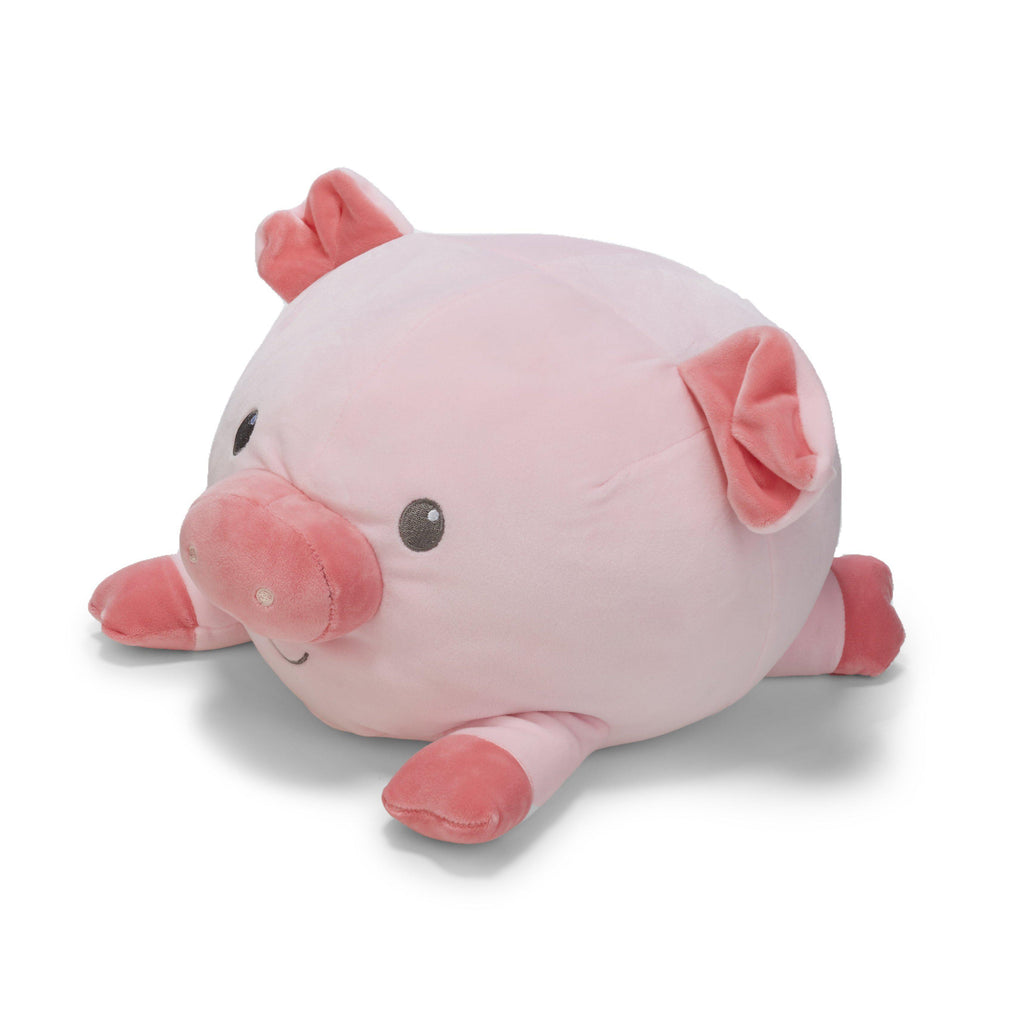 Cuddle Pals® Round Pig Stuffed Animal-90842-Kids Preferred