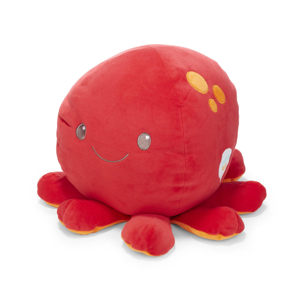 Cuddle Pals® Round Octopus Stuffed Animal-90873-Kids Preferred