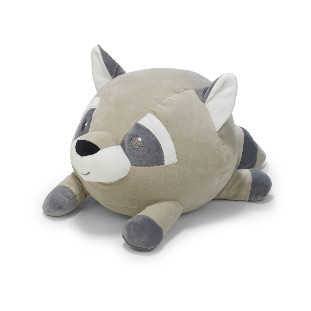 Cuddle Pals® Round Raccoon Stuffed Animal-90846-Kids Preferred