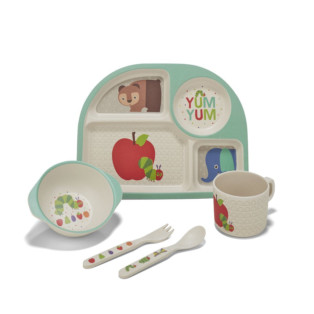The World of Eric Carle™ 5 piece Feeding Set