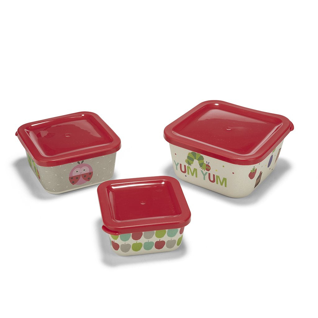 The World of Eric Carle™ Nesting Food Containers