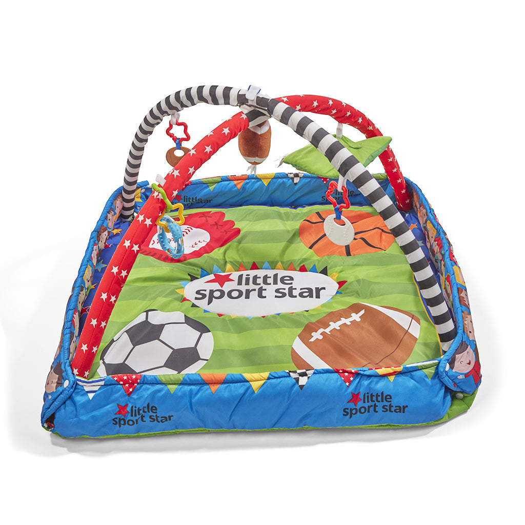 Little Sport Star® All Sports Play Gym