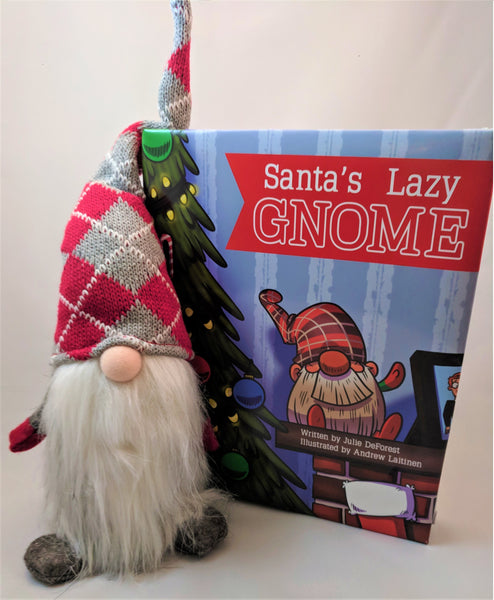 POPSUGAR Features Santa's Lazy Gnome