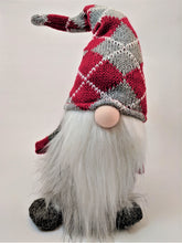 The alternative to the Elf: Book & Plush Argyle Gnome