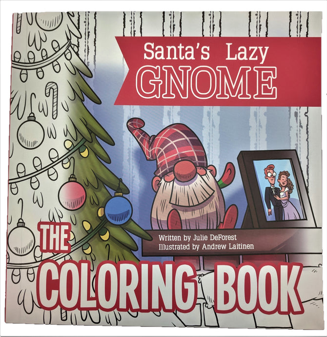 The Coloring & Activity Book