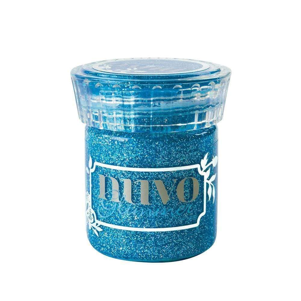 Nuvo Glimmer Paste Nuvo - Glimmer Paste - Sapphire Blue - 957n
